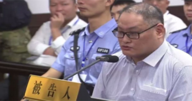 China Imprisons Taiwan Activist for Promoting Multi-Party Democracy