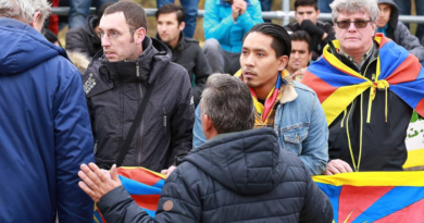China Warns Germany For Defending Tibetan Independence