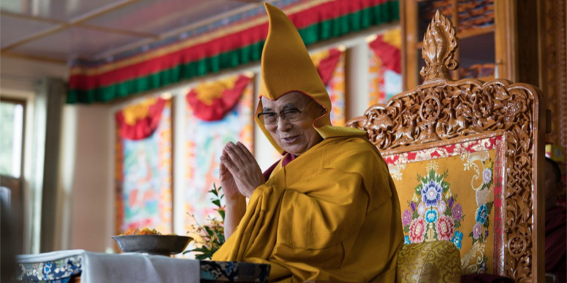 Dalai Lama Will Spend Around 50 Days In Bodh Gaya