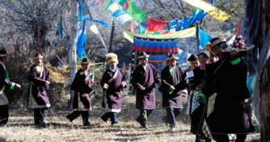 Despite Heavy Quake, Tibetans Celebrate New Year