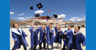 In A First, Tibetan University Awards Doctorate Degrees