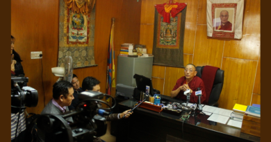 Penpa Tsering Did Not Meet Expectations And Trust Hints Kashag On Replacing