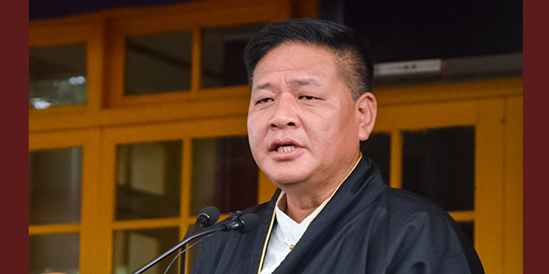 Representative Penpa Tsering Declines Kashag's Allegations