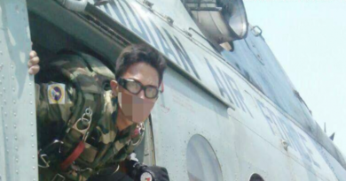Tibetan In Indian Army Dies During Parachute Training
