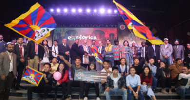 Tibetan Students Shine At International Cultural Fest