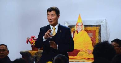 Tibetan Unity President Dr. Lobsang Sangay's Core Policy