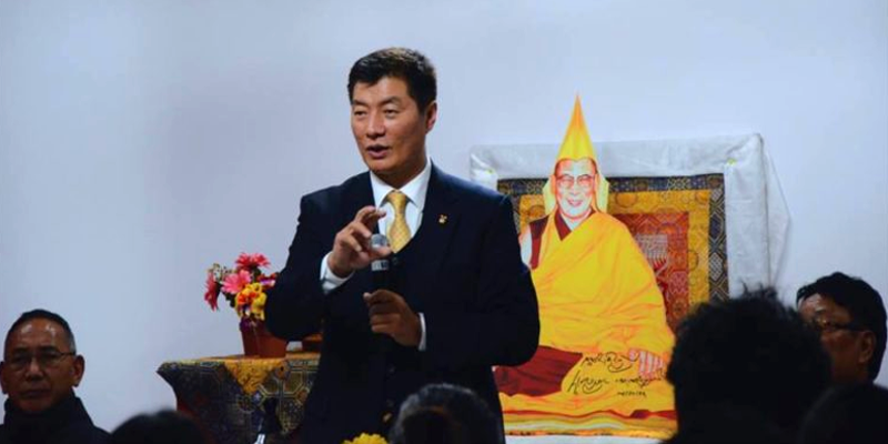 Tibetan Unity President Dr. Lobsang Sangay's Core Policy