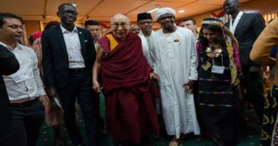 Trump's 'Make America Great Again' Not Relevant: Dalai Lama