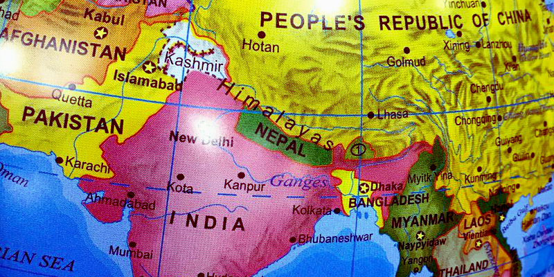 Arunachal Pradesh In China Not India In World Maps From China
