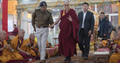 Bodhgaya Ready With Excellent Security For Dalai Lama's 40 Days Stay