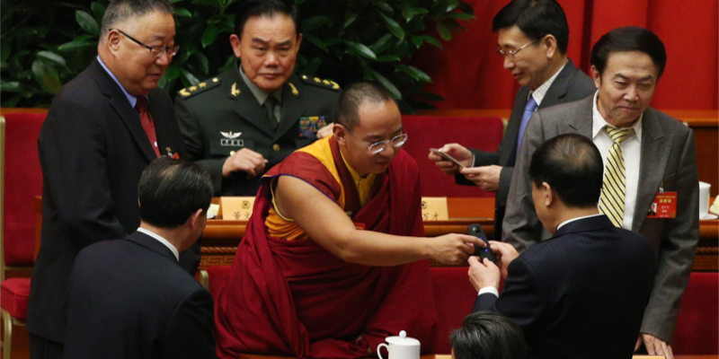 China Interfering Tibetan Faith For Political Gains