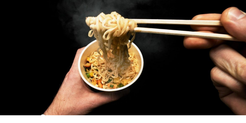 China's Instant Noodles Business Slowly Dying