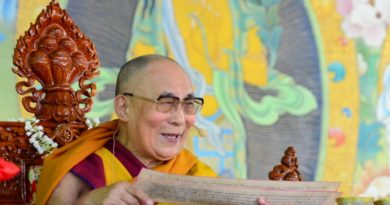 Dalai Lama Confers Hayagriva Initiation In Bylakuppe