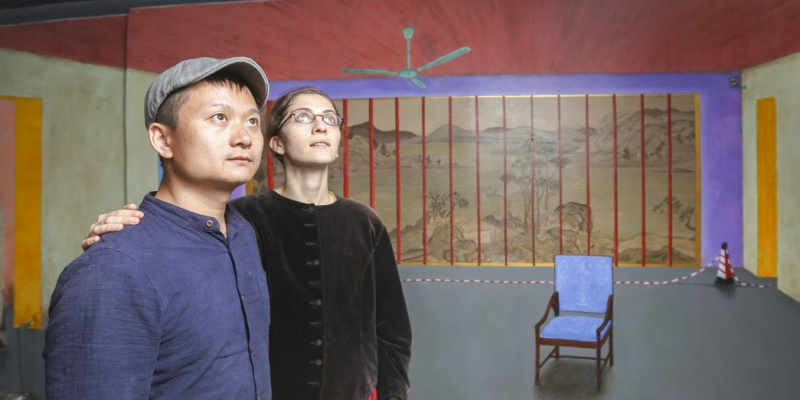 French Couple Who Paid Tribute To Late Liu Xiaobo 'Unreachable' in China
