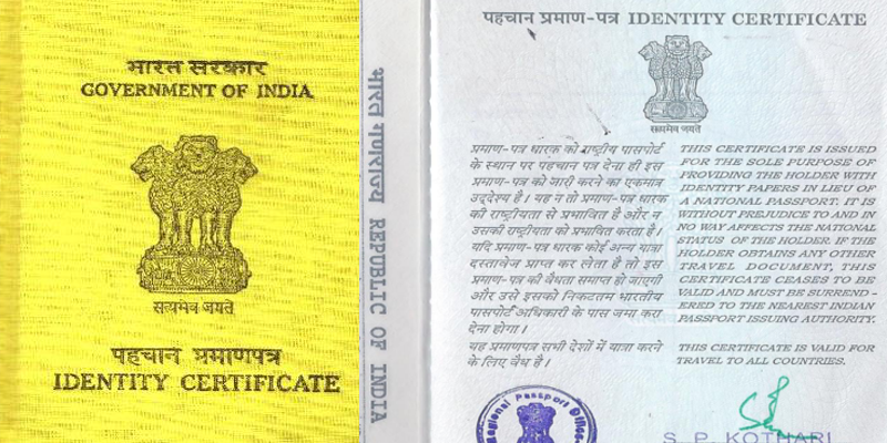 India Allows One Year Multi Entry Visa To Tibetan IC Holders To Ease Foreign Travel