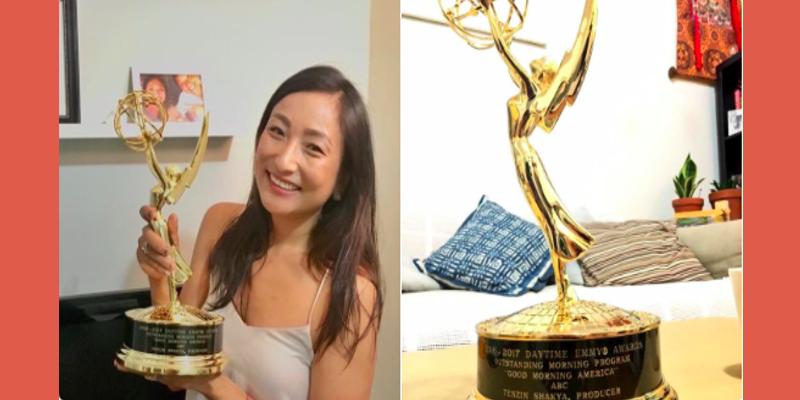 Meet First Tibetan TV Producer Winning Emmy Awards