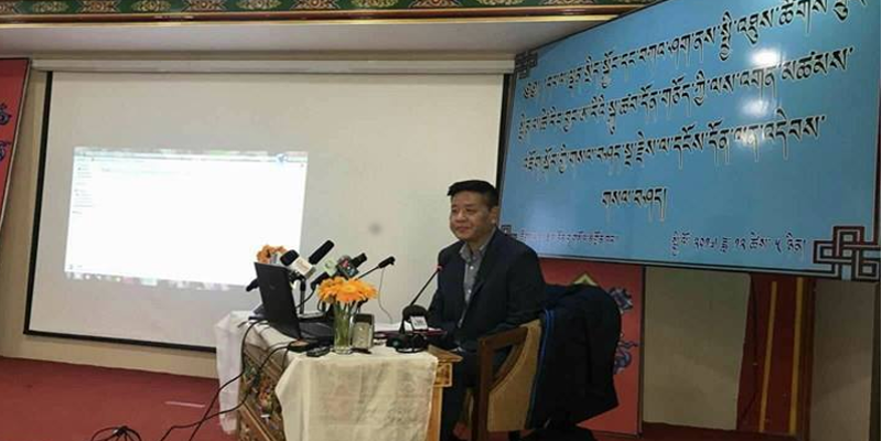 Penpa Tsering's Rebuttal Against Kashag's 10 Point Clarification