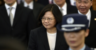 Taiwan Arrests Pro-Beijing Party Members Accused of Spying for China