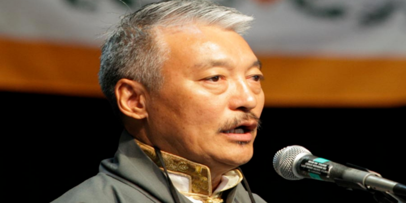 Tashi Namgyal Acting As Secretary of Dalai Lama Trust Following Lama Tenzin's Controversy