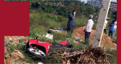 Tibetan Youth Killed In Accident On Bengaluru-Mysuru Road
