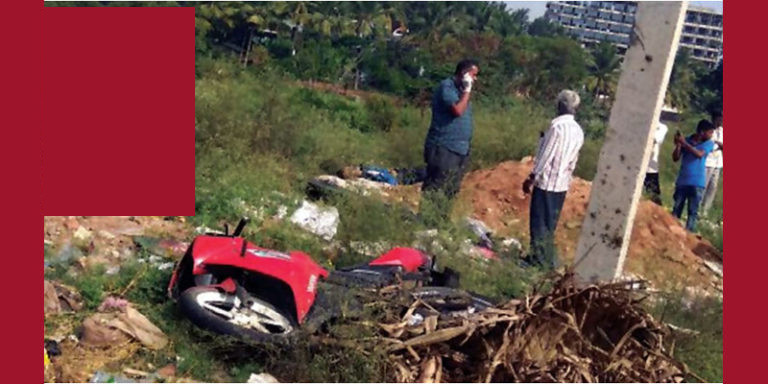 Tibetan Youth Killed In Accident On Bengaluru-Mysuru Road