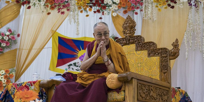 Tibetans In Exile Source Of Hope To Brothers And Sisters In Tibet: Dalai Lama