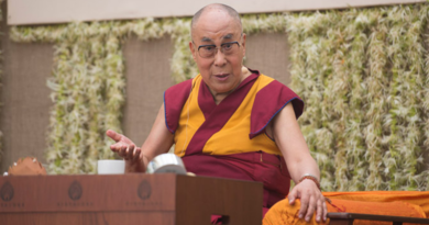 Warmheartedness, Religious Harmony, Tibetan Well-being: Dalai Lama's Concerns