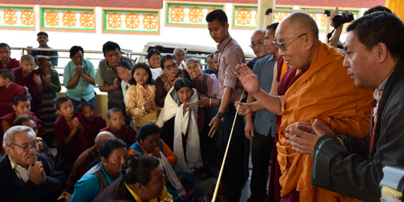 We Are Not Mere Refugees, We Have Been Forcibly Displaced: Dalai Lama