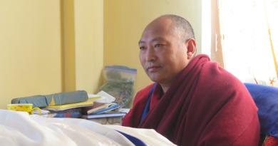 34th Menri Trizin, New Spiritual Head Tibetan Bon Religion Appointed