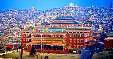 China Encroaches on Religious Freedom at Tibetan Monastery