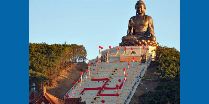 China is Pushing Tourism by Cultivating the Buddhist Essence