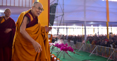 Compassion is Universal Says Dalai Lama in Bodh Gaya