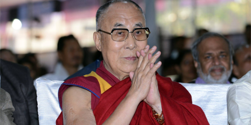 The Buddhist spiritual leader His Holiness the Dalai Lama said that India has a great potential in the modern world. His Holiness was speaking at the 2nd National Teacher's Congress in Pune today as the chief guest, told that combination of modernity and ancient Indian knowledge is very much needed today, referring to that potential.