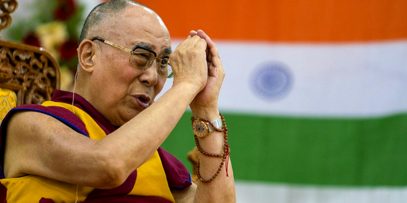 Dalai Lama's Majority of Travels Abroad Including US Cancelled