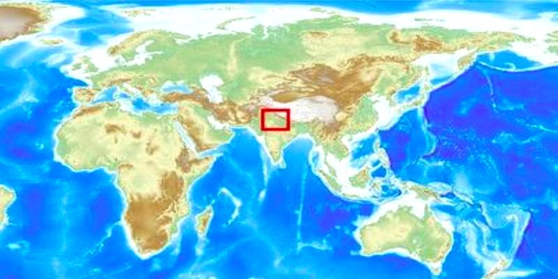Earthquake of 6.1 Magnitude Shakes North India; Tremors felt in Delhi
