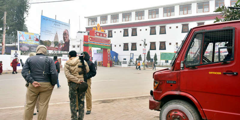 Foolproof Security For Dalai Lama's Stay At Bodh Gaya