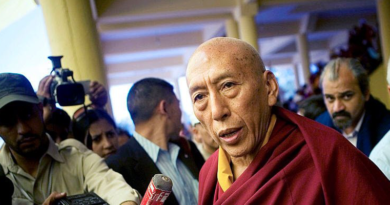 Former Indian Intelligence Claims Samdhong Rinpoche Visited China