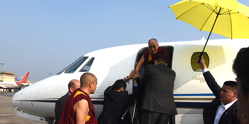 Gaya Airport and Dalai Lama Security Tightened Post Bodhgaya Explosion