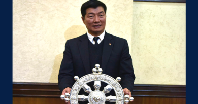 India Should Help Resolve Tibet Issue: President Sangay Urges At Thank You India Launch