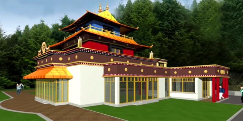 Ireland to Open First Tibetan Buddhist Temple in 2019