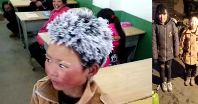 Little 'Ice Boy' Highlights the Height Rural Poor in China