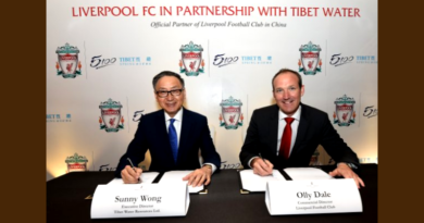 Liverpool FC Sponsorship Deal With Tibet Water Protested
