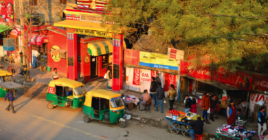 Majnu-ka-Tilla Tibetan Colony Now A World Tourist Hub In Delhi