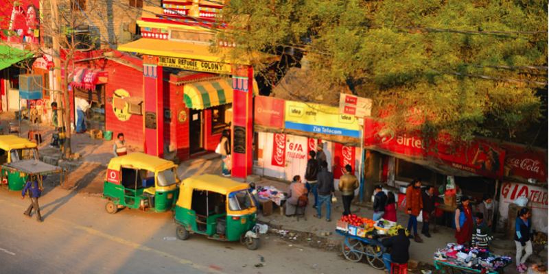 Majnu-ka-Tilla Tibetan Colony Now A World Tourist Hub In Delhi