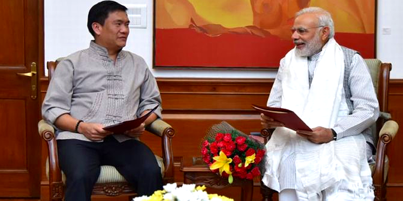 PM Modi Will Visit Arunachal Pradesh To Send A Strong Message To China