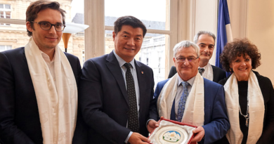 Suffering of the Tibetan People is Real Tells Dr. Sangay in Europe