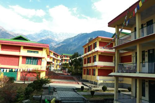 Tibetan Reception Centre for New Arrivals Dharamsala