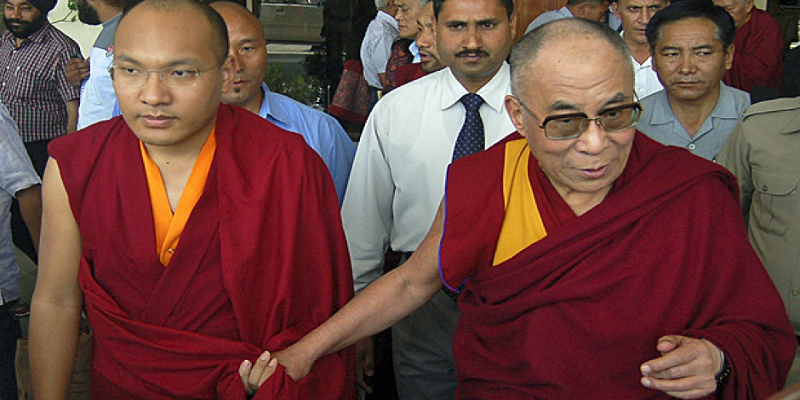 Tibetans Should Act so Dalai Lama is Happy, Comfortable and Not Disturbed