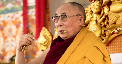 Two Bombs Found Amid Dalai Lama's Tight Security