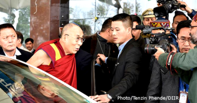 Except Increased Tiredness, I am in Excellent Health: Dalai Lama in Dharamshala